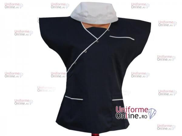 Bluza Medicala cu capse